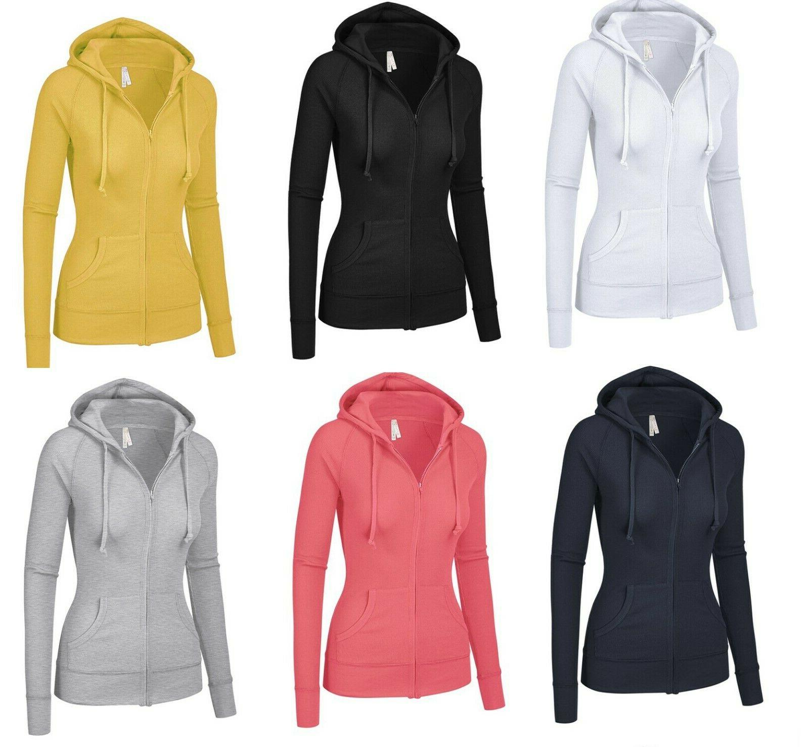 Women's Thermal Up Jacket Pockets