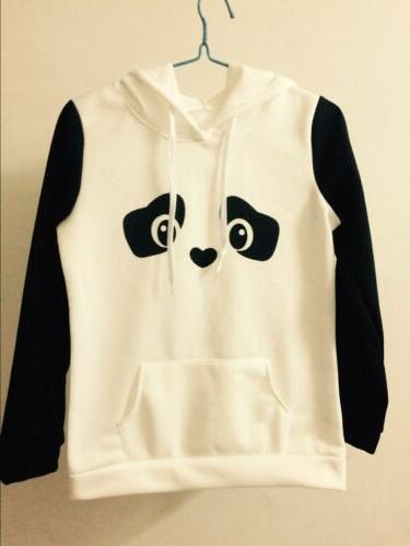 Women's Sweater Pullover Tops Panda JacketS