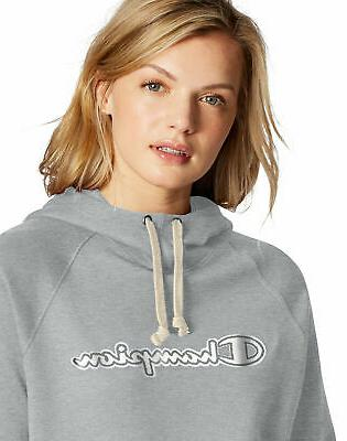 women s hoodie sweatshirt powerblend fleece pullover