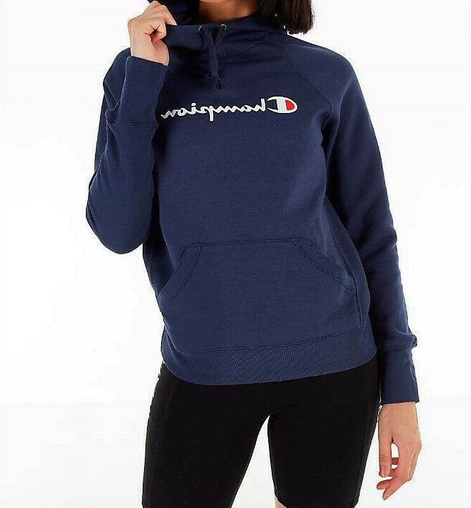 WOMEN'S NWT CHAMPION REVERSE WEAVE CHENILLE HOODIE SIZE XS S