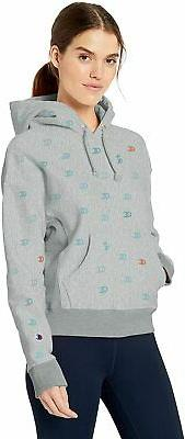 Champion LIFE Women's Printed Reverse Weave Pullover Hood