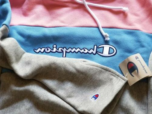 Cropped Pink Blue New NWT