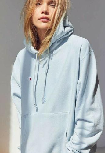 Champion Women's Reverse Weave Pigment Dyed Hoodie, Small Sk
