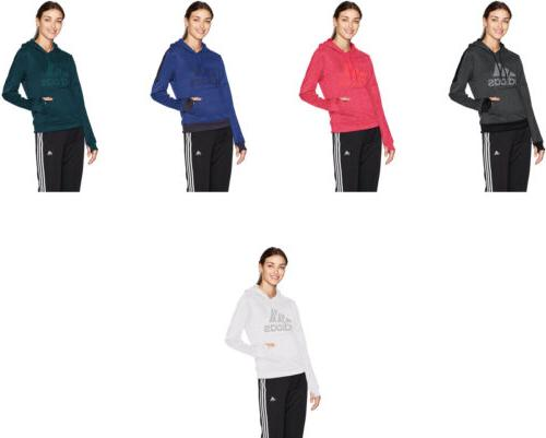 women s team issue fleece pullover logo
