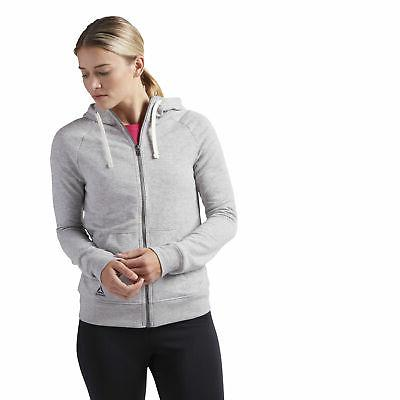 women s training essentials french terry hoodie