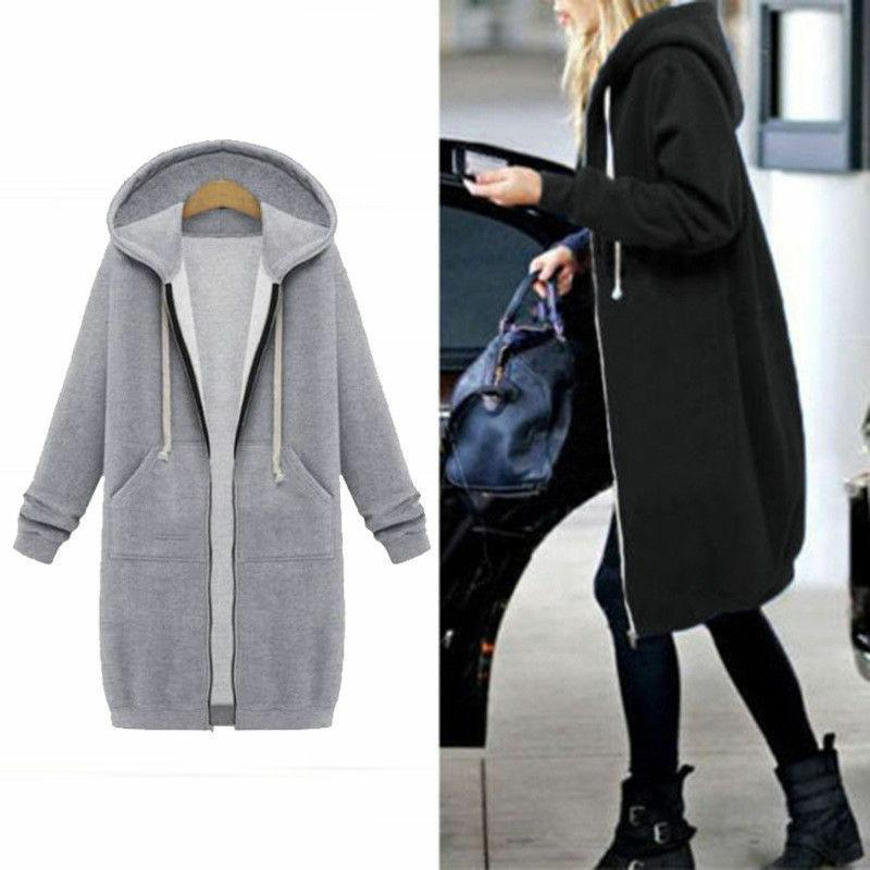 Women Winter Hoodie Sweater Hooded Sweatshirt