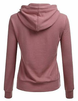 NINEXIS Womens Fleece Pullover and comfy