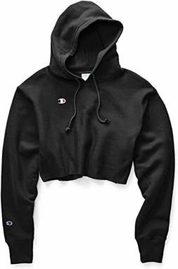 Champion Life Reverse Weave Cropped Pullover Hoodie - Women'