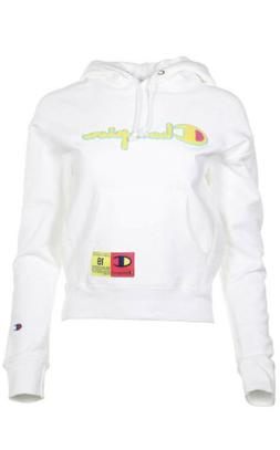 Champion Life Women Reverse Weave Pullover Hoodie, Small, Sc