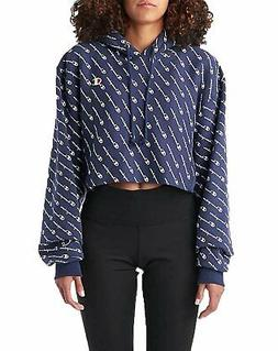 Champion Life Women's Reverse Weave Cropped Cut Off Pullover