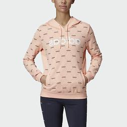 adidas Linear Graphic Hoodie Women's