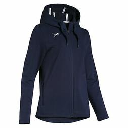 PUMA Modern Sport Women's Full Zip Hoodie Women Sweat Basics