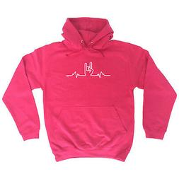 Music Band Hoodie Hoody Funny Novelty hooded Top - Rock Puls