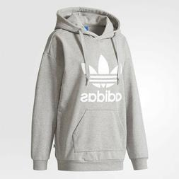 NEW ADIDAS ORIGINALS WOMEN'S TREFOIL HOODIE  ~SIZE XS  #BP94