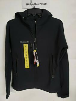 New Marmot Women's Bero Hoodie Softshell Windbreaker Jacket,