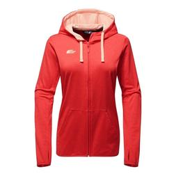 New The North Face Fave Lite LFC Full Zip Hoodie women's Siz