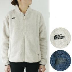 New Women's The North Face Osito Bomber Coat Top Windwall Pu