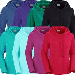 "New Womens Columbia ""Glacial Fleece III"" Hoodie Sweaters Pul"