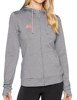 New Womens The North Face Slim Fit Fave Lite LFC Gray Full Z