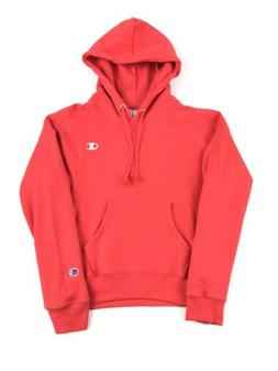 NWOT Champion Reverse Weave Hoodie Women's XS Sweatshirt Red