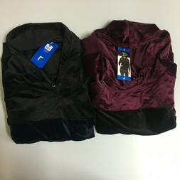 NWT! Champion Elite Women's Velour Pullover Hoodie Sweatshir