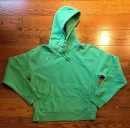 NWT Champion Reverse Weave Hoodie Women's Medium Green Pigme