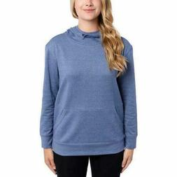 NWT Women's Light Blue CHAMPION Hoodie Sweater Size Large L