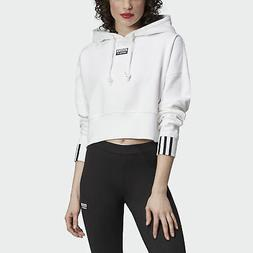adidas Originals Cropped Hoodie Women's