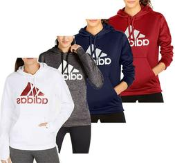 Adidas Originals Women Badge of Sport Shine Pullover Hoodie