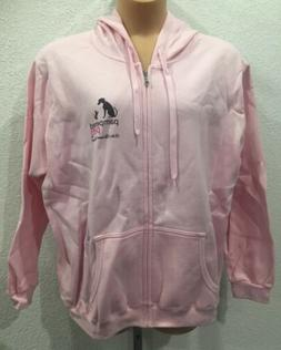Pampered Pets Women XL Heavy Blend Zippered Hoodie Sweatshir