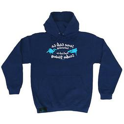 Scuba Diving Hoodie Hoody Funny Novelty hooded Top - Some Gi