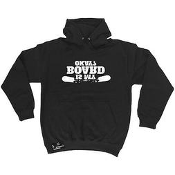 Skiing Hoodie Is My Board Okay hoody top windcheater sports