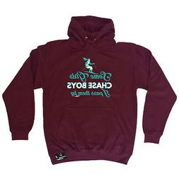 Skiing Ski Hoodie Hoody Funny Novelty hooded Top - Ski Some