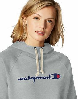 Champion Sweatshirt Hoodie Women's Powerblend Fleece Pullove