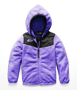 The North Face Todd Girl's OSO Hoodie - Dahlia Purple - 4T