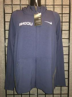 Nike UConn Huskies Hyperelite SET -Full Zip Hoodie Jacket &
