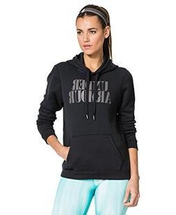 Under Armour Undisputed Cotton Hoody - Women's Black / Steep