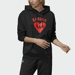 adidas V-Day Hoodie Women's