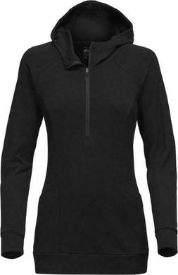 The North Face Women Om Half Zip - TNF Black - M