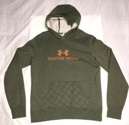 Under Armour Women's Established Antler Semi Fitted Hoodie T