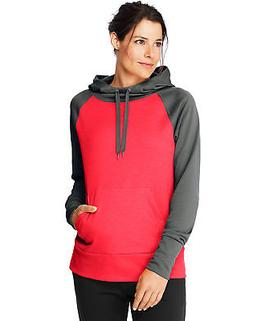 Hanes Women's Fleece Hoodie Performance Sport Pullover Light