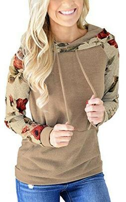 NEWCOSPLAY Women's Floral Hoodie New without tags - Medium 1