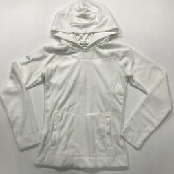 Columbia Women's Glacial Fleece Hoodie Antique White XS