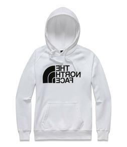 The North Face Women's Half Dome Pullover Hoodie - TNF White