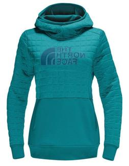 The North Face women's Half Dome Quilted Hoodie  Large