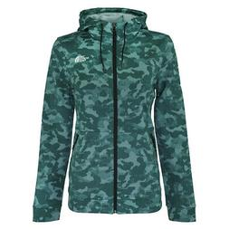 The North Face Women's Novelty 100 Cinder Hoodie Jade Green