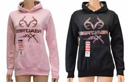 Realtree Women's Performance Pullover Fleece Camouflage line