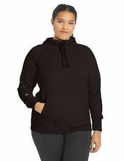 Champion Women's Plus Size Powerblend Fleece Pullover Hoodie