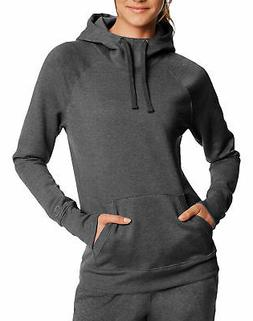 Champion Hoodie Sweatshirt Womens Fleece Powerblend Pullover