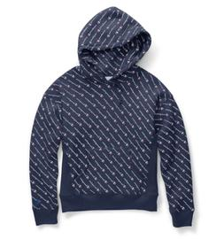 Champion LIFE Women's Printed Reverse Weave Pullover Hood, D